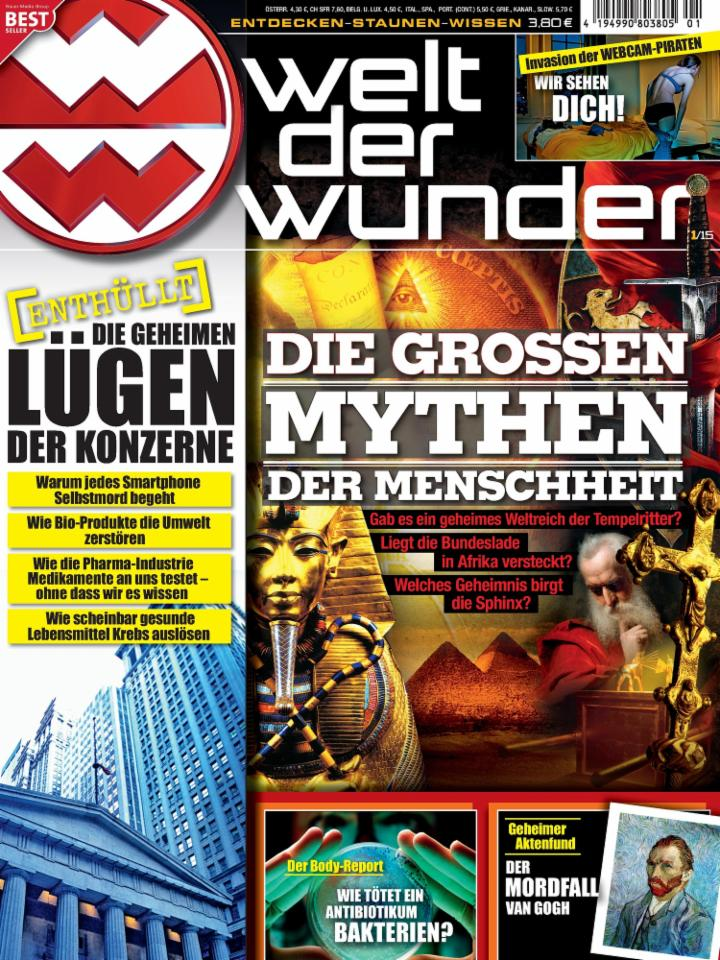 Welt der Wunder - Abo.ch