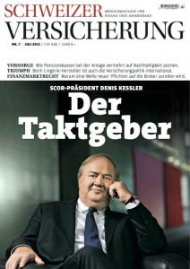 Schweizer Versicherung Zeitschrift