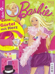 Barbie Heft Abo