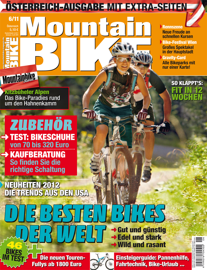 Mountain Bike Magazin Abo.ch