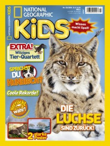 NATIONAL GEOGRAPHIC KIDS Abo.ch