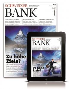 Schweizer Bank Magazin