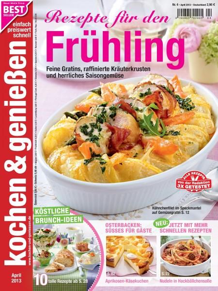 f0ecf591a8 kochen & geniessen - Abo.ch
