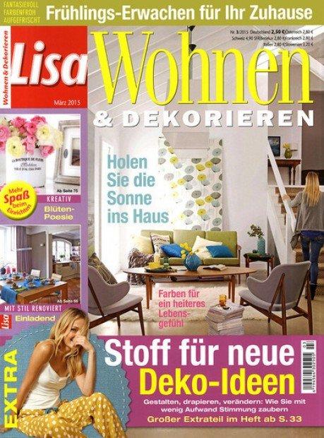 Wohnen und dekorieren landhaus for Lisa wohnen und dekorieren