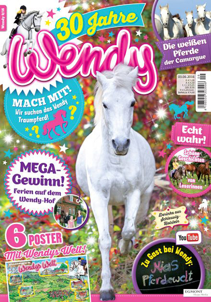 Wendy 2020/ 13 Cover